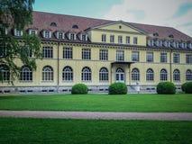 非常的公园schoenenwerd的非常的议院博物馆 库存照片