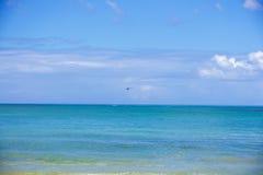 非常美好的海景 库存照片