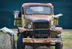 非常老卡车 免版税图库摄影