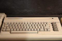 非常老计算机 库存图片