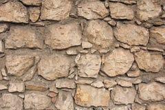 非常背景详细实际石头 从伟大的石头的背景 米黄空白 库存照片
