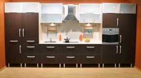 非常长期厨房 免版税库存照片