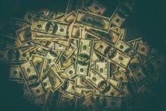 非法钱财概念照片 免版税库存照片