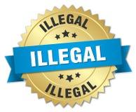 非法 库存例证