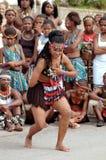 非洲传统妇女 库存图片