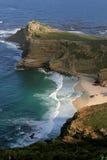 非洲南海角的点 免版税库存照片