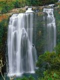 非洲南瀑布 库存图片