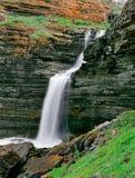 非洲南瀑布 免版税库存图片