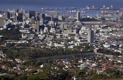 非洲南的开普敦 库存图片