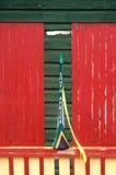 非洲南vuvuzelamania 免版税库存图片