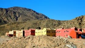 非洲埃及安置山 免版税图库摄影