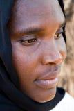 非洲妇女 免版税图库摄影