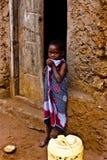 非洲子项肯尼亚 库存照片