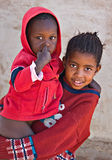 非洲子项 库存照片