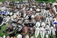非洲屏蔽 库存图片