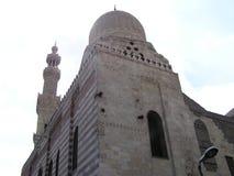 非洲开罗埃及清真寺 图库摄影