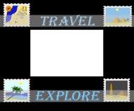 非洲旅行 免版税图库摄影
