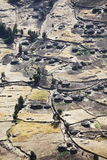 非洲村庄 库存照片