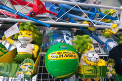 非洲杯子南世界 免版税库存图片