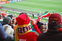 非洲杯子橄榄球南世界 库存照片
