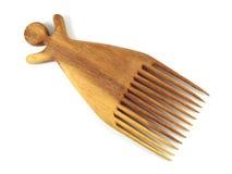 非洲梳子 库存图片