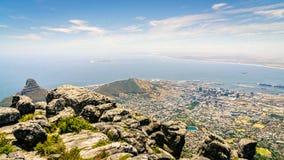 非洲海角南城镇 免版税库存图片