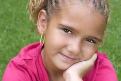 非洲裔美国人的子项 库存照片