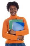 非洲裔美国人的学员大学 免版税图库摄影