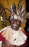 非洲部落 免版税库存照片