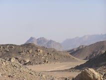 非洲阿拉伯dunes2埃及沙子 免版税库存照片