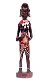 非洲雕刻 库存照片
