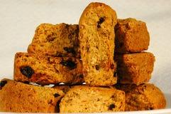 非洲面包干 免版税库存图片