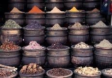 非洲香料 库存照片