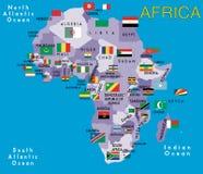 非洲 向量例证
