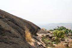 非洲` s美好的远程位置13 库存照片