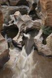 非洲bourke南运气的坑洼s 免版税图库摄影