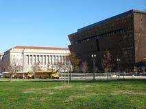 非裔美国人的历史和文化国家博物馆 免版税库存照片