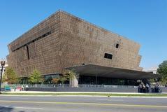 非裔美国人的历史和文化国家博物馆  图库摄影