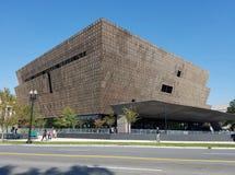 非裔美国人的历史和文化国家博物馆  库存照片