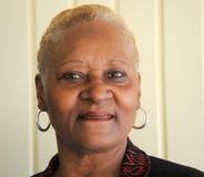 非裔美国人的女性 免版税库存图片