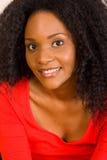 非裔美国人的妇女。 免版税库存照片