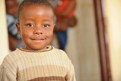 非洲儿童学校 免版税库存照片