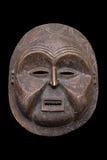 非洲古色古香的屏蔽 免版税图库摄影
