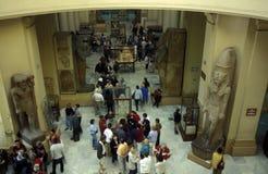 非洲埃及开罗埃及人博物馆 免版税图库摄影