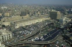 非洲埃及开罗市 免版税库存图片