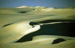 非洲埃及撒哈拉大沙漠SIWA沙漠 免版税库存照片