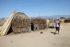 非洲妇女 免版税库存照片