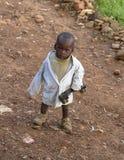 非洲子项 免版税库存照片