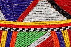 非洲小珠 免版税库存图片