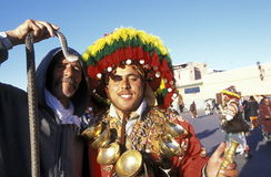 非洲摩洛哥马拉喀什 免版税库存图片